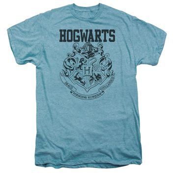 Harry Potter - Hogwarts Athletic Adult Premium Tee