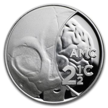 2018 South Africa Silver Proof South African Inventions: CT Scan
