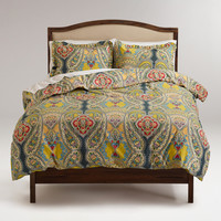 Venetian Duvet and Pillow Shams Set