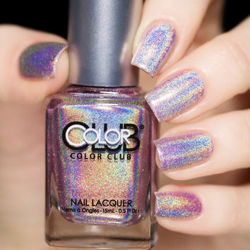 Color Club Cloud Nine Nail Polish (Halo Hues Collection)