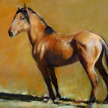 Don't Mess with Me by Dawn Emerson Fine Art Print
