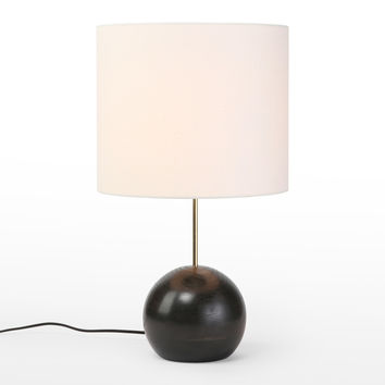 "Stand Table Lamp - 7"" Base"