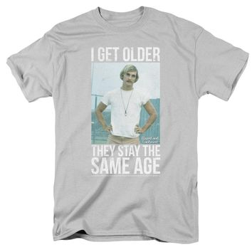 Dazed And Confused - I Get Older Short Sleeve Adult 18/1
