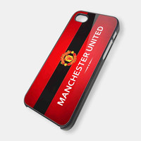 MANCHESTER UNITED iPhone Case Galaxy Case iPad Case HTC Case