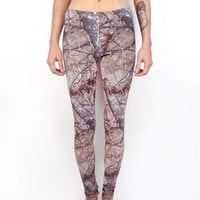 Redneck Fores Leggings