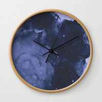 Sleep Tight Wall Clock by duckyb
