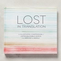 Lost In Translation by Anthropologie in Medium Pink Size: One Size Books