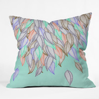Jacqueline Maldonado A Different Nature 1 Throw Pillow