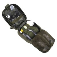 DCCK7N3 New Tactical First Aid Bag Safety Camping Medical Military Utility Pouch Rescue Package For Travel Hunting Hiking Clambing Bags