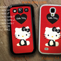Hello Kitty Case For iPhone 5/5c/5s/4/4s,Galaxy S5/S4/S3