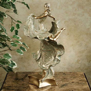 Elegant Motions Female Dancer Figurine