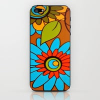 That 70's Pattern iPhone & iPod Skin by Ann B. | Society6