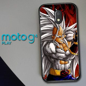 Vegeta Super Saiyan 5 Dragon Ball  Z0746 Motorola Moto G4 Play Case