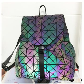 Fashion Chameleon Reflective woman Bag