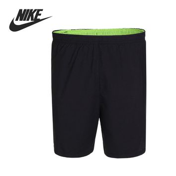 Original New Arrival  NIKE 2-IN-1 Men's Running Shorts Sportswear