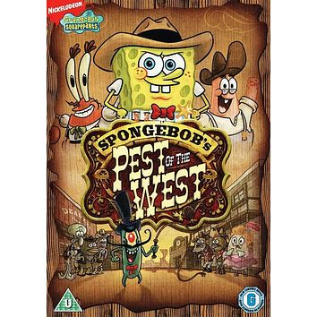 SpongeBob SquarePants (UK) 27x40 Movie Poster (1999)