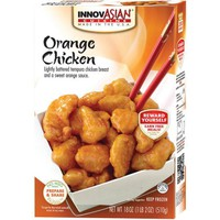 InnovAsian Cuisine Orange Chicken, 18.0 OZ - Walmart.com