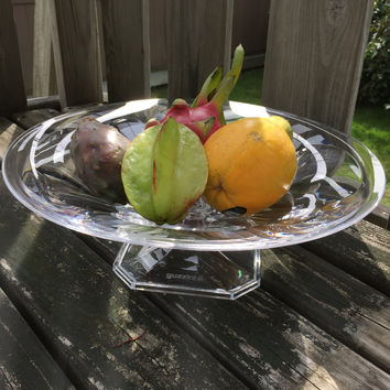 Guzzini Belle Epoque Fruit Bowl made in Italy