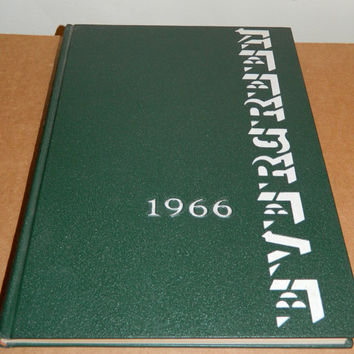 1966 Tower Hill School Yearbook - The Evergreen - Wilmington Delaware - DuPont & Rollins Family Members - Fascinating Photos from the Era