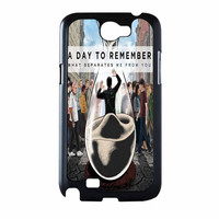 A Day To Remember Sand Watch Master Samsung Galaxy Note 2 Case