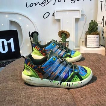 DCCKLM3 Adidas Graffiti Wade Shoes