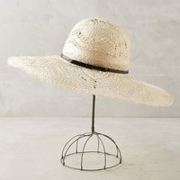 Zelie Floppy Hat by Anthropologie in Neutral Size: One Size Hats