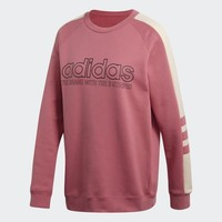adidas Sweatshirt - Red | adidas US