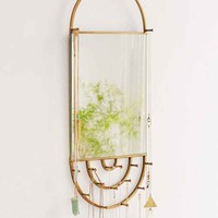 Renee Jewelry Storage Hanging Mirror