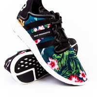 Y-3 Yohji Boost Graphic/Black/FTW White Sneaker