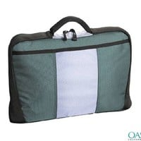 Grey White Grip Bag - Laptop Bags Suppliers