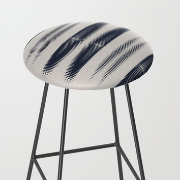 Almost Cozy glitch Bar Stool by duckyb