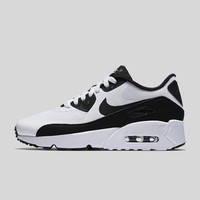 AUGUAU Nike Air Max 90 Ultra 2.0 (GS) White Black