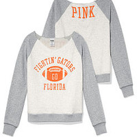 University of Florida Slouchy Crew - PINK - Victoria's Secret