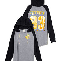 Pittsburgh Steelers Pullover Hoodie - PINK - Victoria's Secret