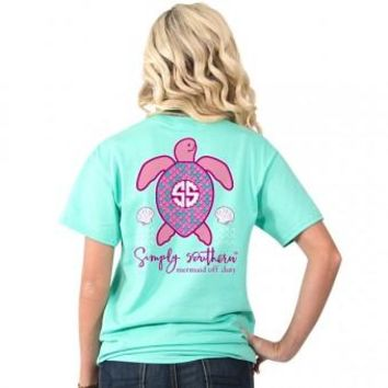 "Simply Southern ""Save Mertle"" Short Sleeve Tee"