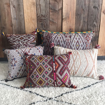 Pillows Moroccan vintage