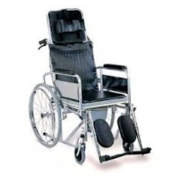 A Benefit of Reclining Wheelchair With Commode Toilet