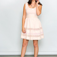 Athena Lace Dress