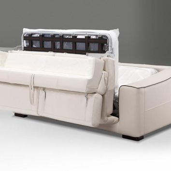genuine leather sofa bed living room furniture couch/ living room sofa bed and mattress modern style functional headrest