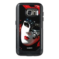 Venice Carnival Colorful Traditional Red Mask OtterBox Samsung Galaxy S7 Case