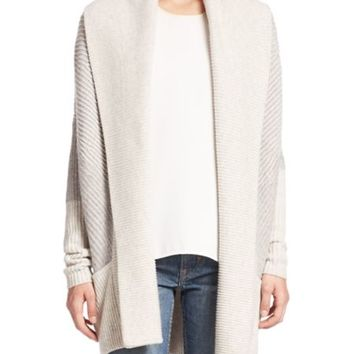Saks Fifth Avenue Collection - Cashmere Hooded Cardigan