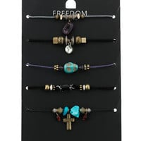 Relic Multi Pack Bracelets - Jewellery  - Accessories