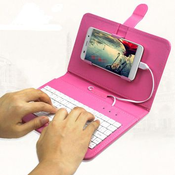keyboard case cover for any phone 2