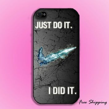 Nike for IPhone 5 Case or IPhone 4/4S Case by OshinYamato on Etsy