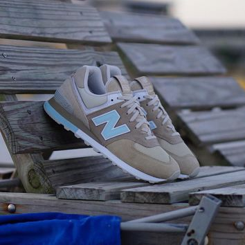 kuyou New Balance 574  Retro Surf  Hemp