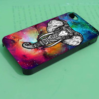 Aztec Elephant Head Nebula case for iPhone, iPod, Samsung Galaxy