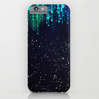 FALLING STARS - for iphone iPhone & iPod Case by Simone Morana Cyla
