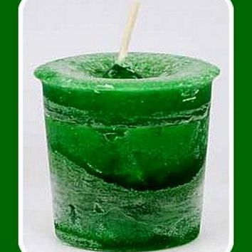 Peace Reiki Charged Herbal Votives