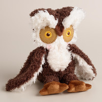 Hootie Stuffed Owl - World Market