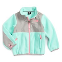 The North Face Toddler Girl's 'Denali' Recycled Fleece Jacket,